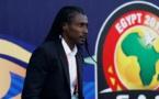 """(Vidéo) - #CAN2019 - Aliou Cissé, entraîneur du Sénégal : """"aucune pression ne nous tétanise"""""""