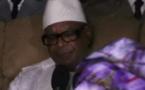 Larmes d'IBK aux obsèques de Tanor : le président malien visé par des critiques