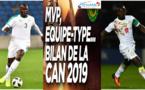 CAN 2019 : Le 11 de types de la Coupe d'Afrique des Nations, le Sénégal place 5 joueurs