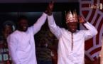 (Vidéo)- Face à face touchant entre Modou Lo et Eumeu Séné qui adoube...