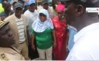 Vidéo Déguerpissement Marché Castors - Le DG du Port tente une récupération, le maire Cheikh Gueye s'oppose...le Préfet et Soham Wardini jouent aux sapeurs