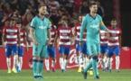 Liga: Grenade fait tomber le Barça 2-0
