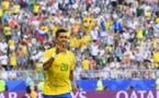 Le Brésil mène 1-0 grâce à Firminho