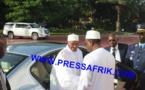 Direct du Palais: Macky Sall reçoit son prédécesseur Abdoulaye Wade