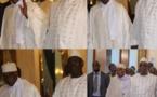 Les moments forts de la rencontre entre Macky Sall et Me Abdoulaye Wade en images