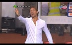 """VIDEO CAN 2012 - Le coach de la Zambie, Hervé Renard à l'arbitre sénégalais: """"Tu as peur??"""""""