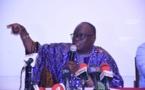 Audio - Me El Haj Diouf fait son show et traite Sonko et ses partisans de «menteurs»