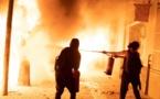Espagne: les catalans mettent le feu à la rue pour réclamer la libération de leurs leaders  emprisonés