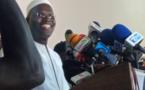"""Khalifa Sall: """"Je poursuis mon engagement politique..."""""""