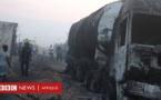 L'accident d'un bus fait plus d'une vingtaine de morts à Mbanza Ngungu