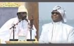 """Vidéo-Serigne Moustapha Sy recadre sévèrement Serigne Modou Kara et le taxe de """"comédien"""""""