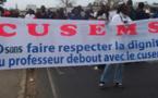 """Examens du Bfem et du Baccalauréat : le CUSEMS exige """"le paiement de toutes les indemnités"""" avant le 30"""