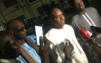 Vidéo - Le Dirpub de L'As Amadou Ba à sa sortie de la DIC: «je ne suis pas Jesus Christ pour tendre l'autre joue quand on me gifle»