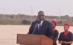 """Macky Sall met en garde la Direction d'Air Sénégal: """"toute négligence aura de fâcheuses conséquences"""""""