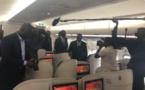 Le Président Macky Sall appelle les membres de son gouvernement et l'administration à voyager à bord d'Air Sénégal