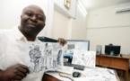 RDC: les défis et difficultés de la bande dessinée congolaise