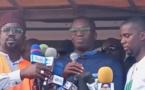 Vidéo - L'ex-juge Dème satisfait de la mobilisation demande aux Sénégalais de ne pas laisser tomber