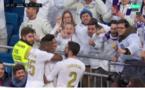 Liga: le doublé de Casemiro permet au Real de prendre provisoirement la première place