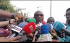 Vidéo - Me Moussa Sarr à sa sortie de la plaidoirie pour la liberté provisoire de Guy Marius et Cie