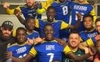 #National1_France - Le superbe but sur coup franc du jeune sénégalais de Pau Lamine Gueye