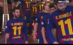 Barça vs Getafe : les joueurs en maillot floqué Ousmane Dembélé pour soutenir le Français