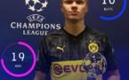 Dortmund-PSG: Erling Braut Håland chronométré à une vitesse folle !