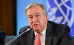 Covid-19 - Le Secrétaire général de l'ONU prédit des millions de morts en Afrique