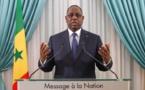 En direct...sur Pressafrik le Message à la nation du président Macky Sall