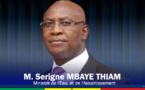 Réduction de la facture d'eau : les éclairages du ministre de l'Hydraulique Serigne Mbaye Thiam
