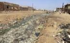 Kaolack : les eaux usées indisposent les populations du quartier Bongré