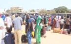 Reprise des cours : les enseignants dénoncent un manque d'organisation de la compagnie Dakar Dem Dikk dans leur convoyage à leurs postes respectifs (Vidéo)