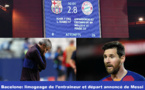 Défaite du Barça contre Bayern: des supporters catalans à Dakar ne digèrent toujours pas et appellent à un remaniement du club