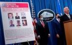États-Unis : la justice inculpe six agents russes pour des cyberattaques mondiales