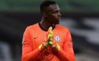 Chelsea: Lampard promeut officiellement Edouard Mendy gardien n°1 des Blues