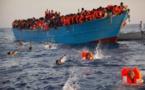 Émigration clandestine : une pirogue renversée après une collision