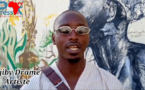 Emigration clandestine au Sénégal : l'artiste d'art visuel Djibril Dramé invite les jeunes à croire en eux et à entreprendre