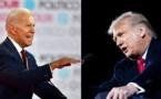 Élections américaines 2020: Joe Biden et Donald Trump toujours au coude-à-coude