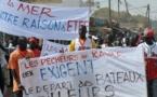 Dakar: des perturbations et plusieurs arrestations après l'interdiction de la marche des pêcheurs