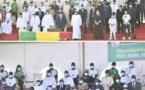 Hommage à Pape Bouba Diop: El hadj Diouf transmet le message de la Génération 2002