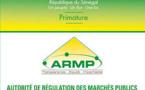 Rapport Armp 2018-2019 : plus de 6.000 marchés octroyés ont généré 1.493 milliards FCFA, en deux ans