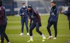 Psg: Neymar de retour à l'entrainement ?