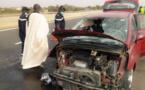 Autoroute à péage Ila Touba: Koromack Faye victime d'un grave accident