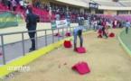 Arène nationale: 213 chaises cassées, les caméras de surveillance activées pour cueillir les fauteurs de troubles