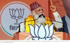 Covid-19 en Inde: Modi appelle à la retenue lors d'un pèlerinage hindou de masse