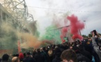 Manchester-Liverpool: les supporters remettent ça en bloquant l'entrée d'Old Trafford