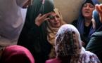 10 membres d'une même famille tuée dans une frappe israélienne à Gaza
