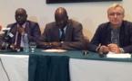 En direct - Affaire Habré : Me El Hadji Diouf étale les violations du ministre de la Justice Sénégalaise