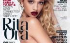 Rita Ora : Topless en couv' de GQ, elle parle de son amoureux avec réserve