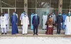 Dette africaine-IADA: Youssou Ndour et Cie remettent une lettre à l'ambassadeur de la Grande Bretagne pour le G7
