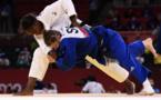 Judo: Clarisse Agbégnénou sacrée championne olympique dans la catégorie des - 63 kg